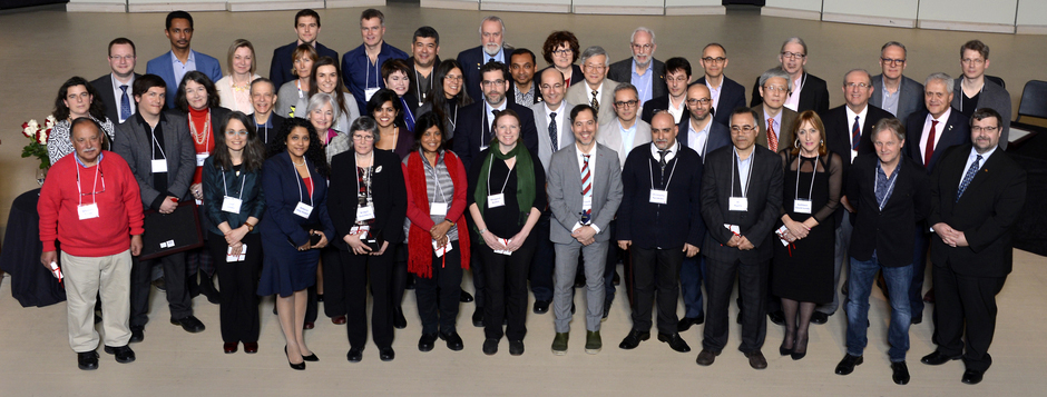 York U Research Leaders 2015-2016
