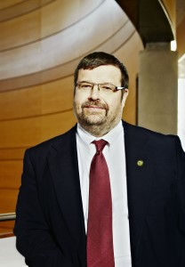 Picture of Robert Haché, Vice-President Research & Innovation