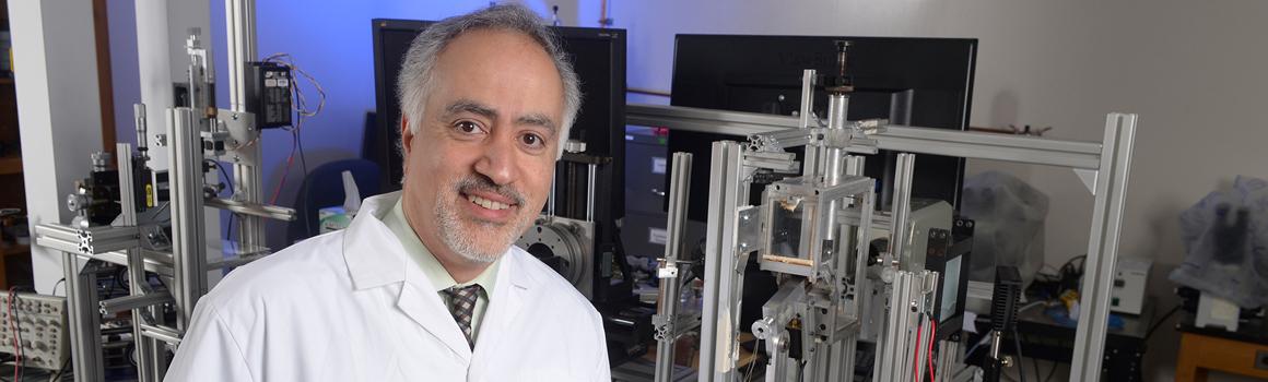Research Spotlight: Professor Alidad Amirfazli