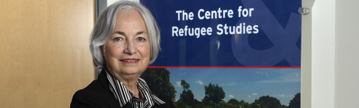Professor Susan McGrath
