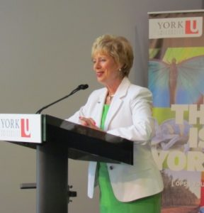 Photo of MP Judy Sgro