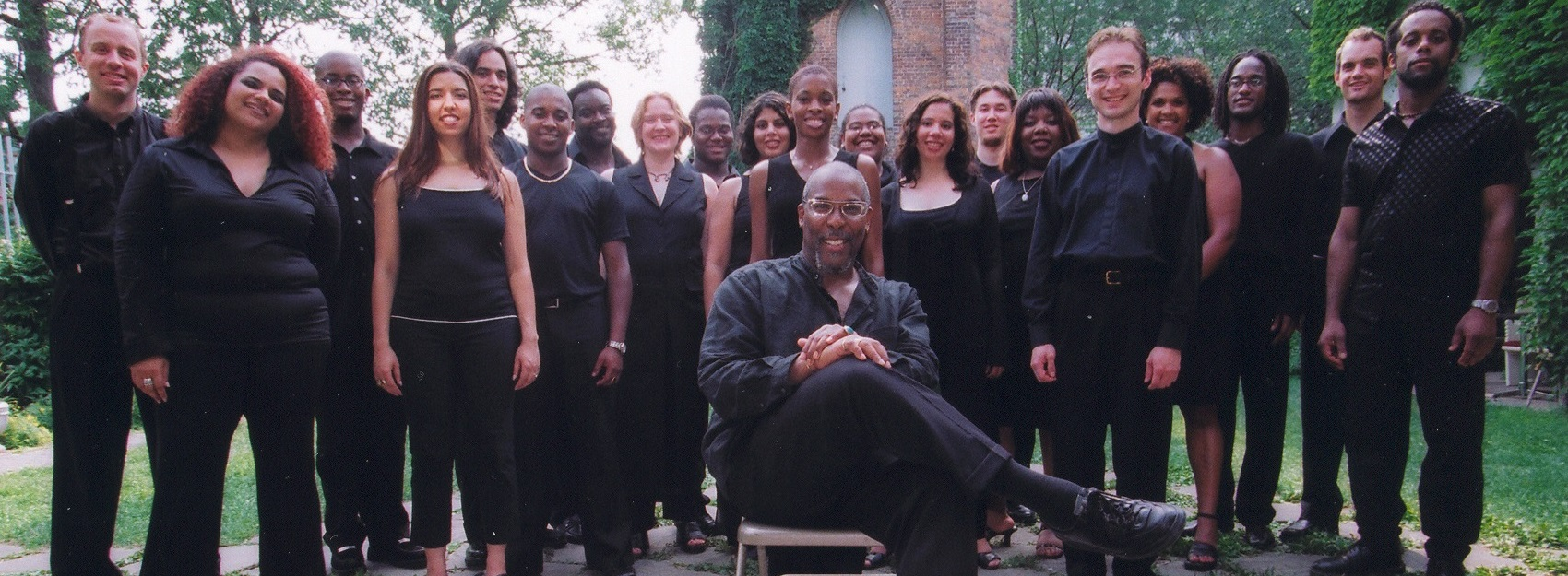 Q&A with director of Tubman's artist in residence, the Nathaniel Dett Chorale