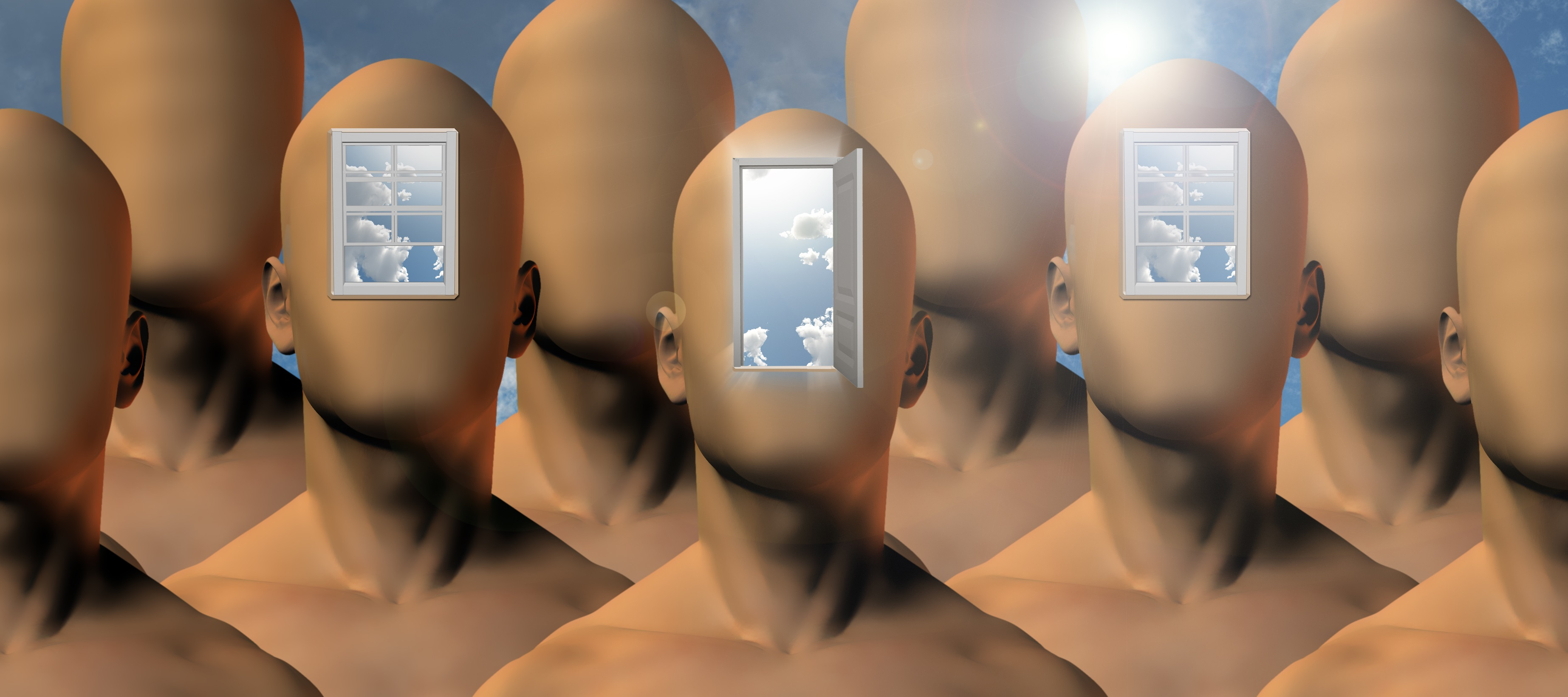 In the mind's eye: YRC reinvigorates age-old philosophical puzzle