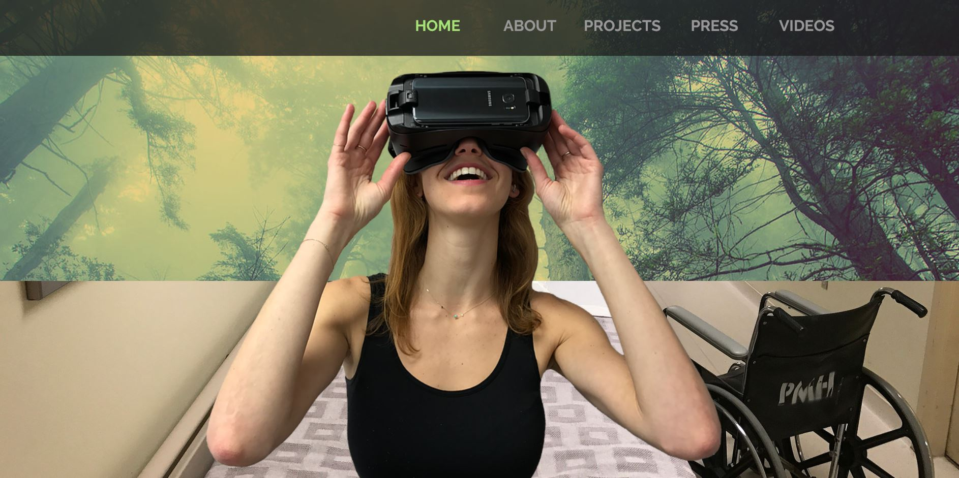 Virtual Reality assists those with dementia, original research proves